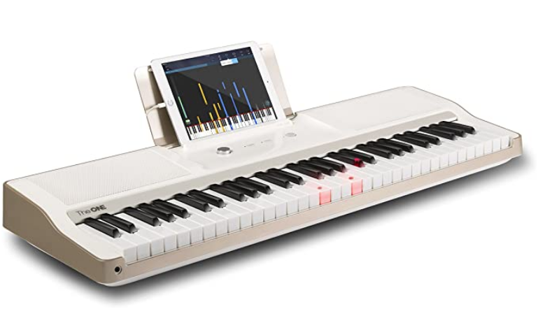the one piano light keyboard